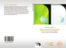 Обложка Secure Transmission