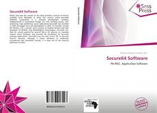 Secure64 Software kitap kapağı