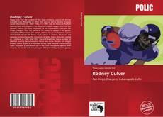 Capa do livro de Rodney Culver