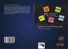 Copertina di Rodney Crowell Discography