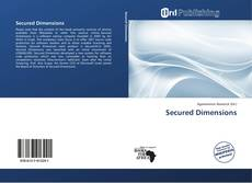Couverture de Secured Dimensions