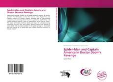 Spider-Man and Captain America in Doctor Doom's Revenge kitap kapağı