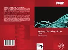Rodney Class Ship of The Line的封面