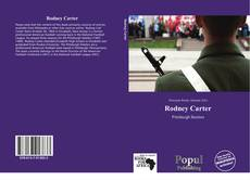 Bookcover of Rodney Carter