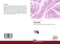 Borítókép a  Securite - hoz