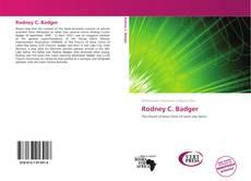 Обложка Rodney C. Badger
