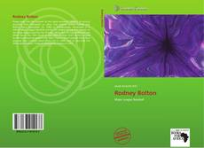 Bookcover of Rodney Bolton