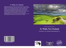 Couverture de Te Whiti, New Zealand