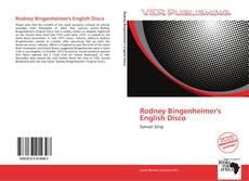 Rodney Bingenheimer's English Disco kitap kapağı