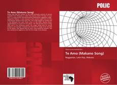 Te Amo (Makano Song)的封面