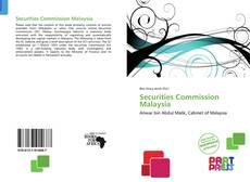 Securities Commission Malaysia kitap kapağı