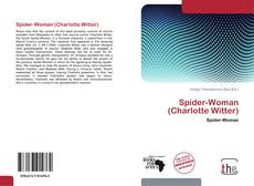 Couverture de Spider-Woman (Charlotte Witter)
