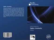 Spider, Kentucky kitap kapağı