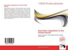Copertina di Securities regulation in the United States