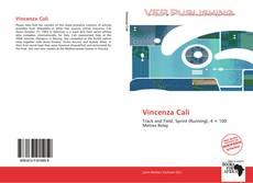 Обложка Vincenza Calì