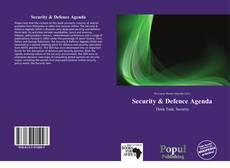 Security & Defence Agenda kitap kapağı