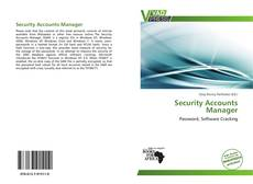 Bookcover of Security Accounts Manager
