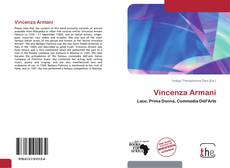 Bookcover of Vincenza Armani