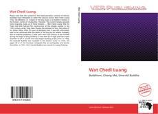 Wat Chedi Luang kitap kapağı