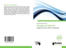 Pelagius of Asturias的封面