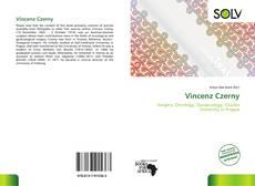 Capa do livro de Vincenz Czerny