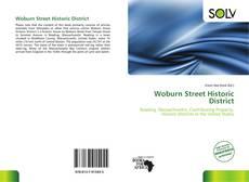 Capa do livro de Woburn Street Historic District