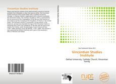 Обложка Vincentian Studies Institute