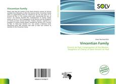 Bookcover of Vincentian Family