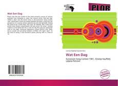Обложка Wat Een Dag