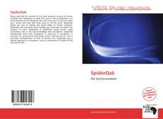 Bookcover of SpiderOak