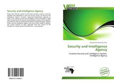 Bookcover of Security and Intelligence Agency