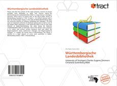 Copertina di Württembergische Landesbibliothek