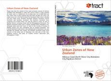 Bookcover of Urban Zones of New Zealand