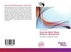 Security Bank (New Auburn, Wisconsin)的封面