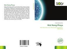 Bookcover of Wat Nang Phaya