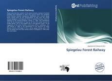 Spiegelau Forest Railway kitap kapağı