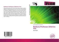 Portada del libro de Rodovia Professor Zeferino Vaz