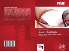 Borítókép a  Security Certificate - hoz