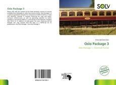 Oslo Package 3的封面