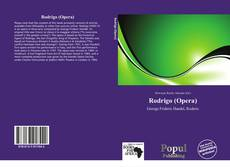 Buchcover von Rodrigo (Opera)