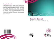 Couverture de Security Controls