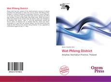 Bookcover of Wat Phleng District