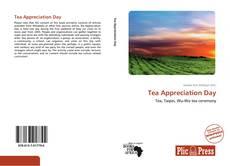 Portada del libro de Tea Appreciation Day