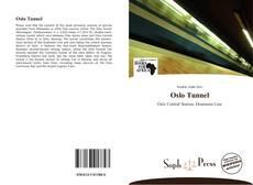 Oslo Tunnel的封面