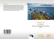 Bookcover of Te Rapa