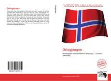 Couverture de Oslogjengen