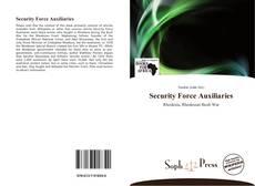 Portada del libro de Security Force Auxiliaries