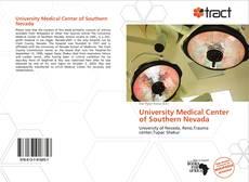 University Medical Center of Southern Nevada的封面