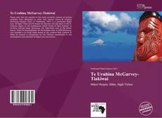 Buchcover von Te Uruhina McGarvey-Tiakiwai