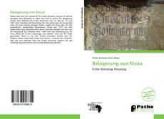 Bookcover of Belagerung von Nicäa